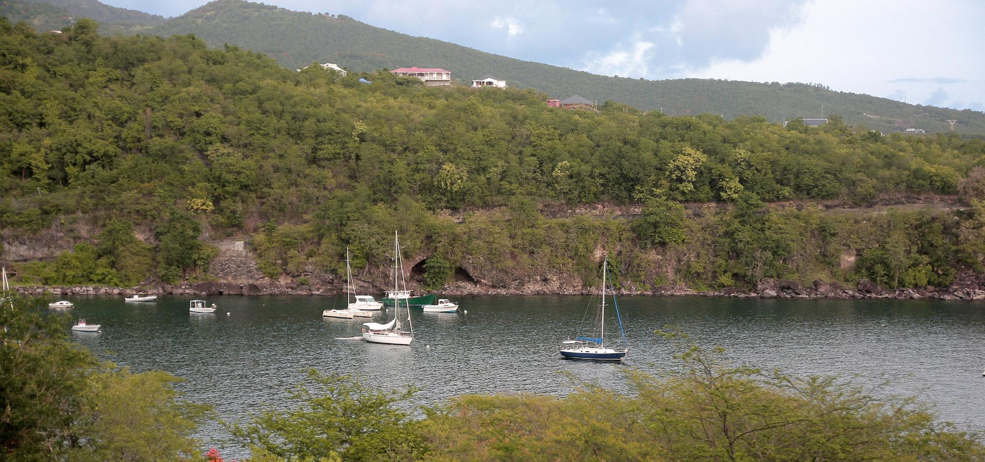 Anse à la Bargue Guadeloupe