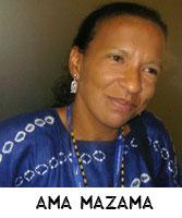 Interview  : Ama Mazama, Voix de l'afrocentricité